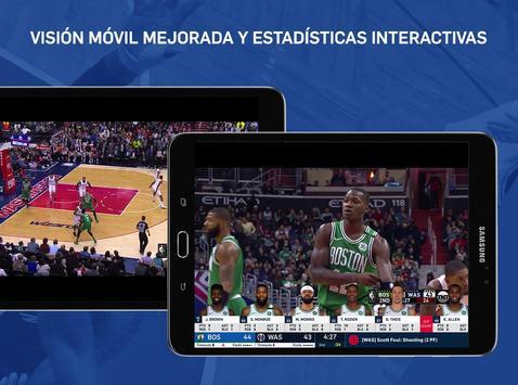 NBA captura de pantalla 13