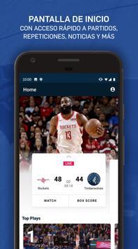NBA captura de pantalla 3