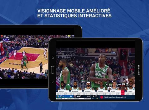 NBA capture d'écran 13