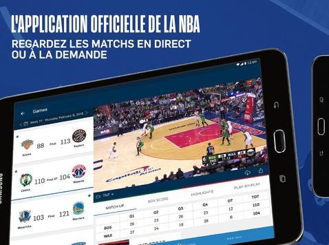 NBA capture d'écran 12