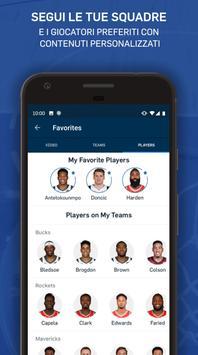 4 Schermata NBA