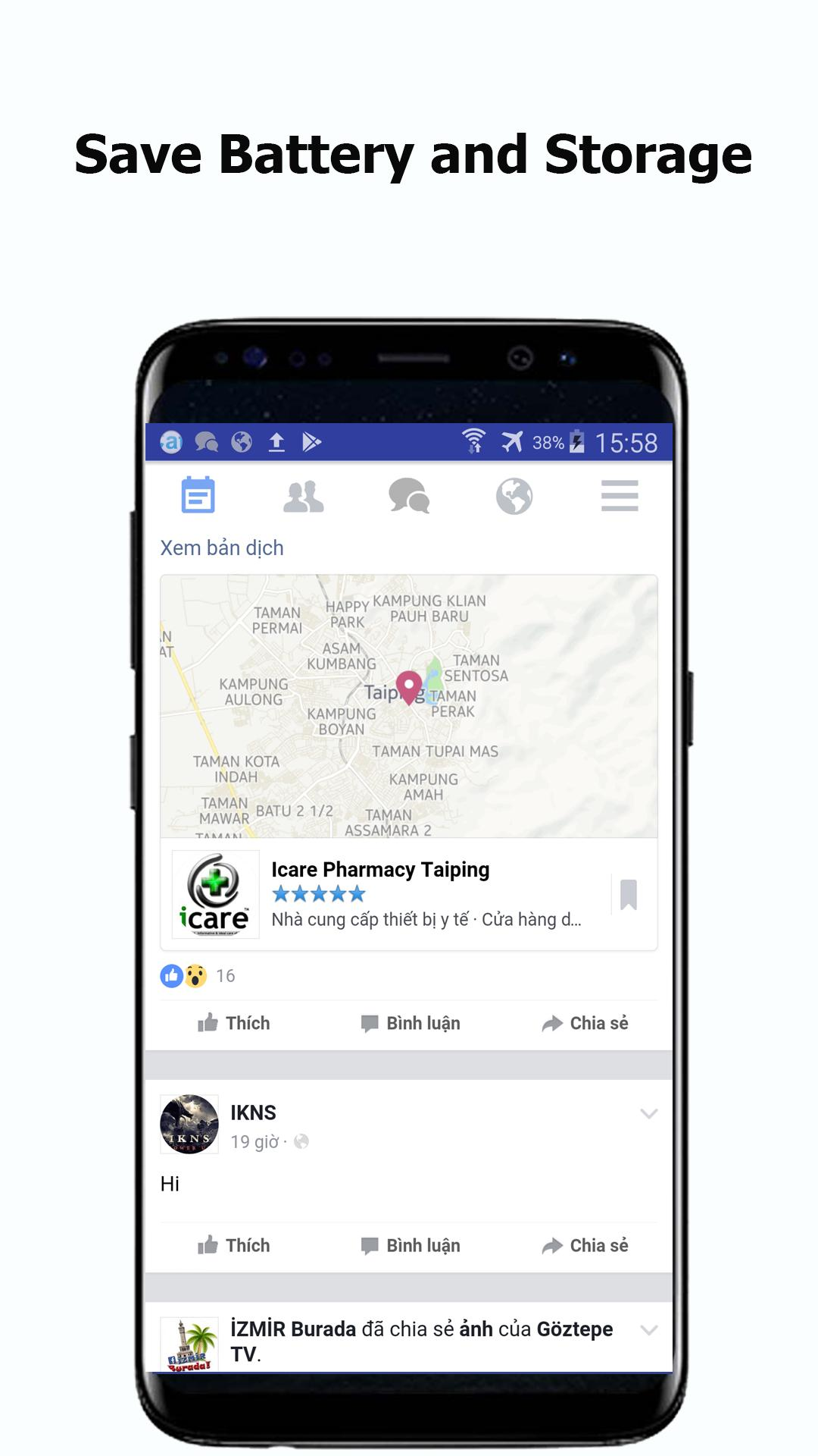 Faster for Facebook Lite for Android - APK Download