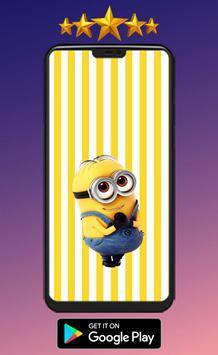 Minions Cute Wallpaper HD screenshot 3
