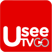 ikon UseeTV GO -  Nonton TV & Streaming Film