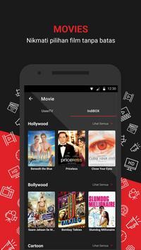 UseeTV GO -  Nonton TV & Streaming Film screenshot 4