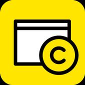 노랑 icon