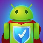 Antivirus, AppLock, Clean&Boost: Phone Keeper أيقونة