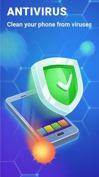 Antivirus, AppLock, Clean&Boost: Phone Keeper الملصق