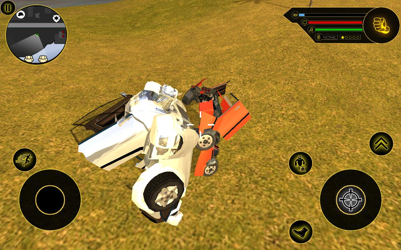 Car robot simulator for android apk download.