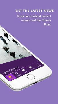 NCBC The Chapel App screenshot 2