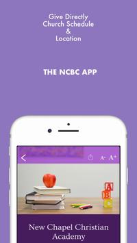 NCBC The Chapel App screenshot 4