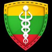 Myanmar First Aid simgesi