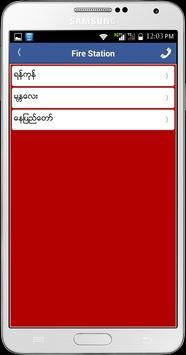 Myanmar First Aid Ekran Görüntüsü 5