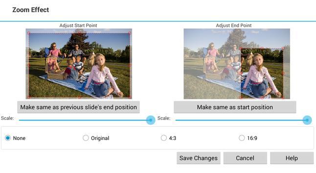 PhotoStage Slideshow Free screenshot 8