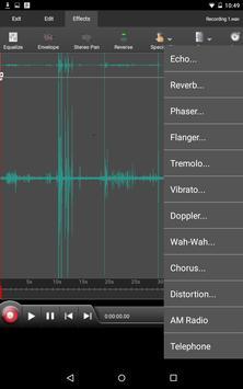 WavePad Audio Editor Free 截圖 10
