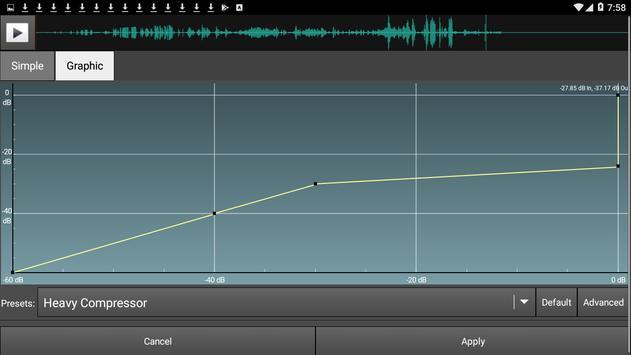 WavePad Audio Editor Free 截圖 4