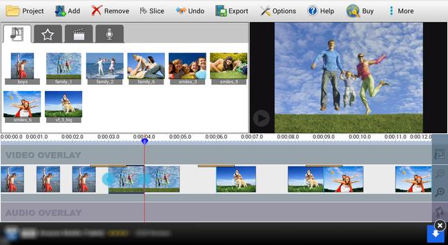videopad video editor free download apk