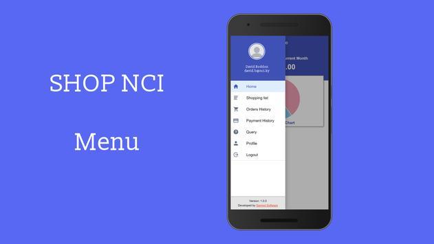 ShopNCI screenshot 2