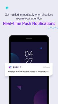 PURPLE screenshot 3