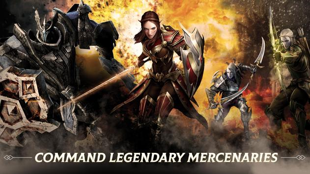 Lineage II: Dark Legacy poster