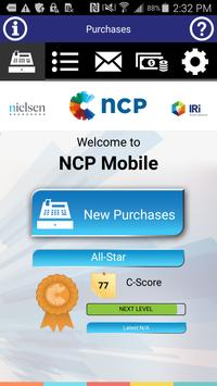 NCP Mobile poster