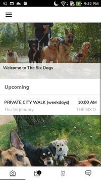 THE SIX DOGS screenshot 1
