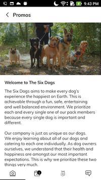 THE SIX DOGS screenshot 2