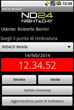 ND24 Timbra Smart screenshot 1