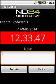ND24 Timbra Smart screenshot 2