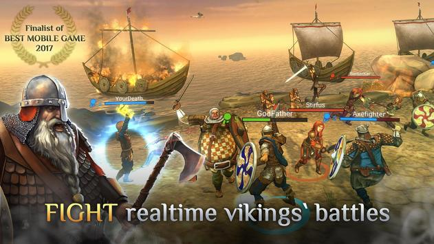 I, Viking poster
