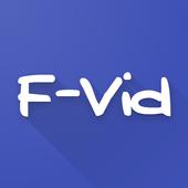 F-Vid icon