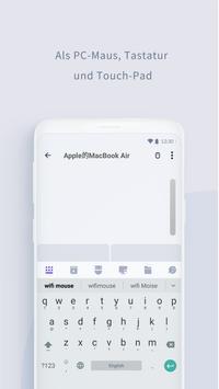 WiFi Mouse(Tastatur Trackpad) Plakat