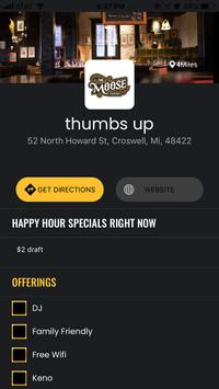 Nearby Happy Hours screenshot 1