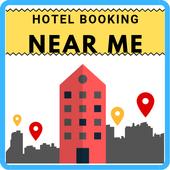 Hotels Near My Location icon