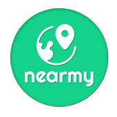 Nearmy - Find the nearest places icon