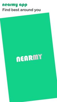 Nearmy - Find the nearest places poster