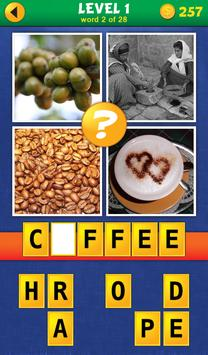 4 Pics 1 Word: More Words 海報