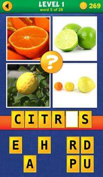 4 Pics 1 Word: More Words 截圖 3