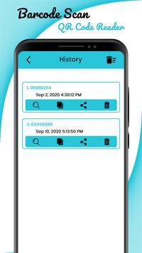 Barcode Scan - QR Code Reader screenshot 2