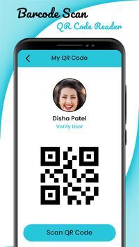 Barcode Scan - QR Code Reader screenshot 3