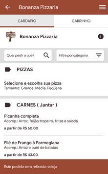 Bonanza Pizzaria screenshot 3