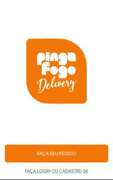 Pinga Fogo Delivery poster