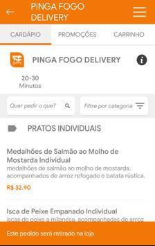 Pinga Fogo Delivery screenshot 3
