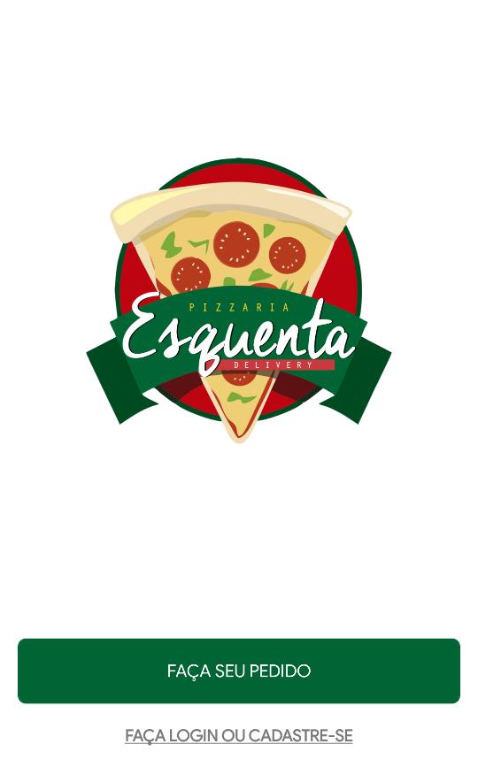 Pizzaria Esquenta poster