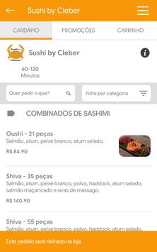 Sushi By Cleber screenshot 3