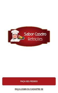 Sabor Caseiro poster