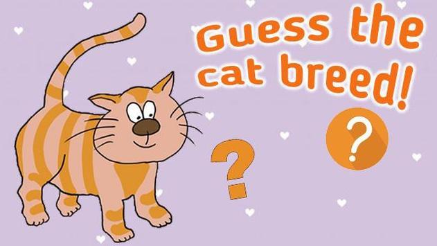 Cat breed quiz: guess the cats screenshot 3