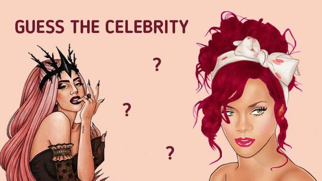Celebrity quiz: Guess famous people poster
