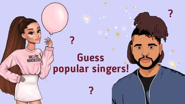 Celebrity quiz: Guess famous people screenshot 1