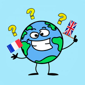 Geography quiz - Guess the flag icon